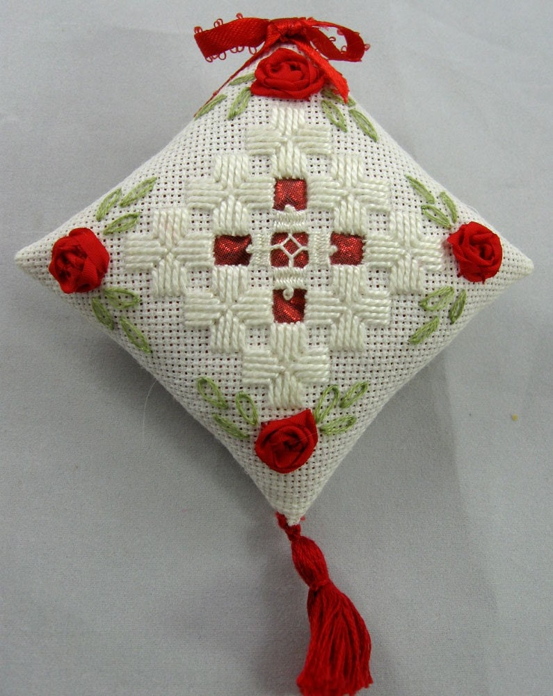 AUSTRALIAN RIBBON EMBROIDERY