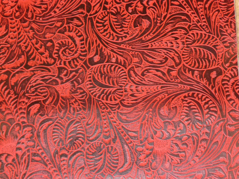 Cowhide pattern