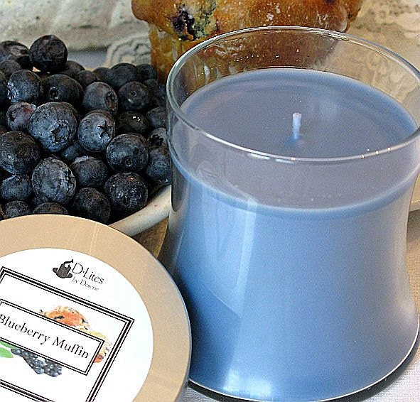 Blueberry Muffin 12 oz. candle