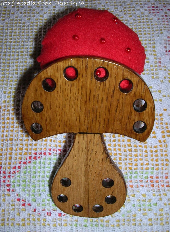 Mushroom Thread Keeper