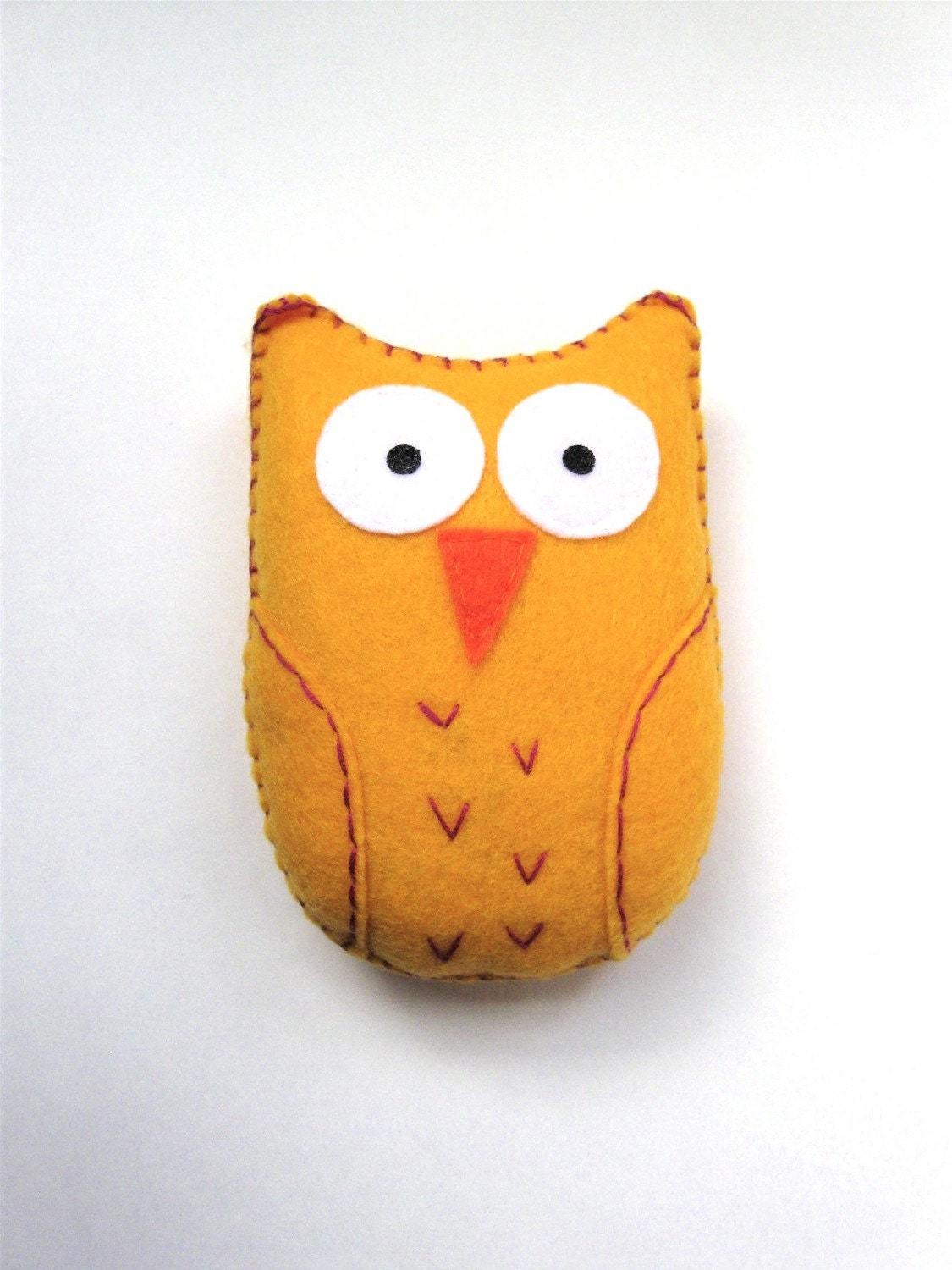 Large Yellow Owl