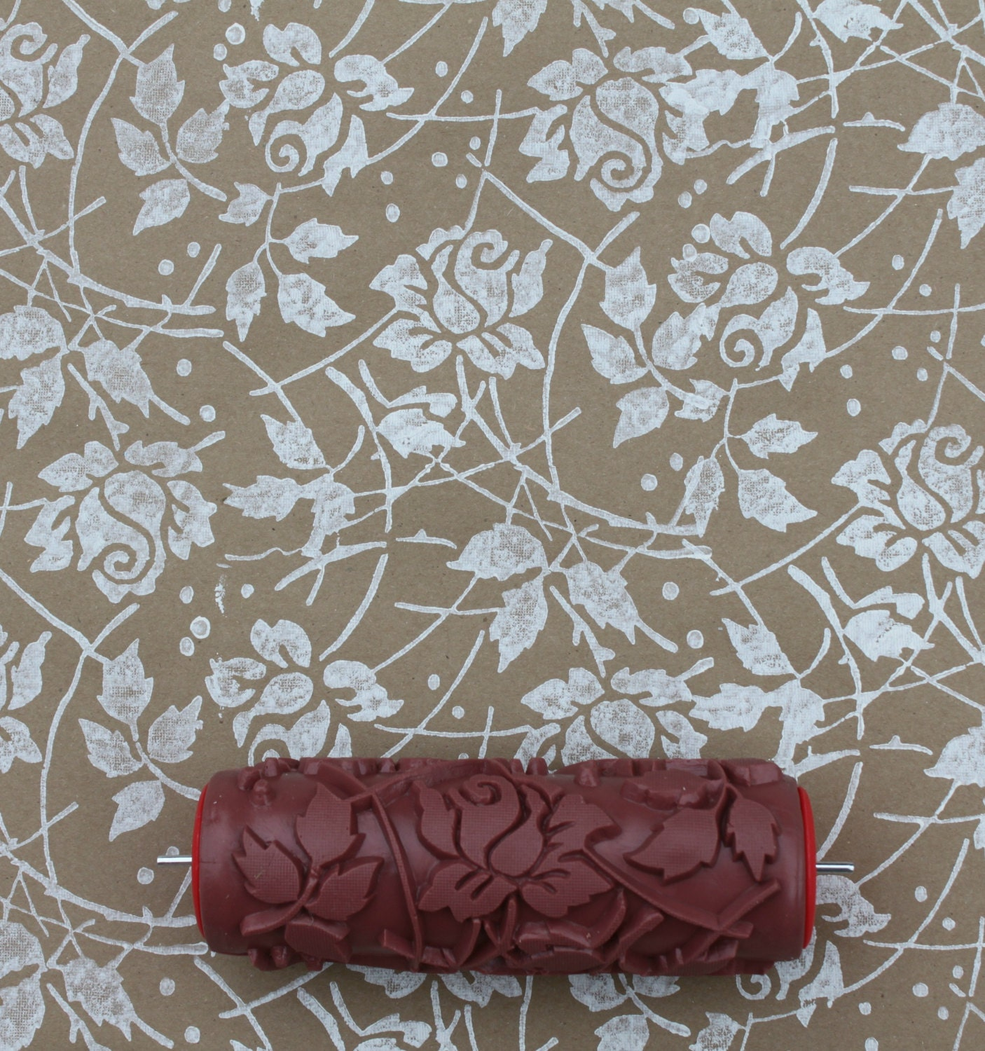 Wall Design Paint Roller : Etsy your place to buy and sell all things handmade