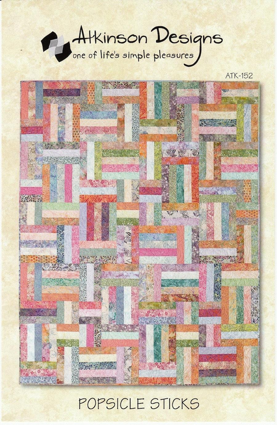 Free Puppy Dog Cat Quilt Pattern - CraftAndFabricLinks