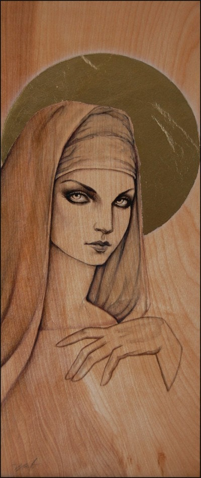 Carmelita Original Painting