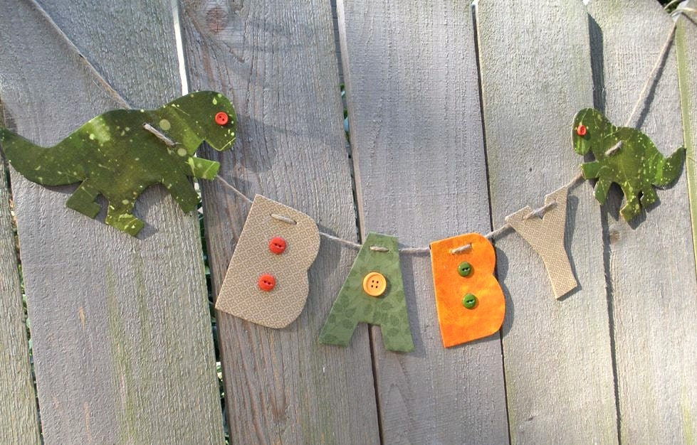 items similar to baby shower decorations dinosaur decorations