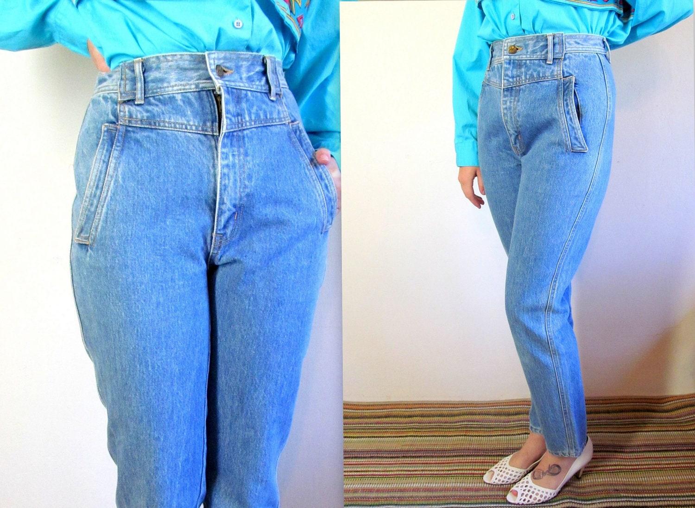 длина джинс 27