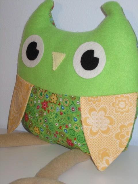 Henrietta Owl