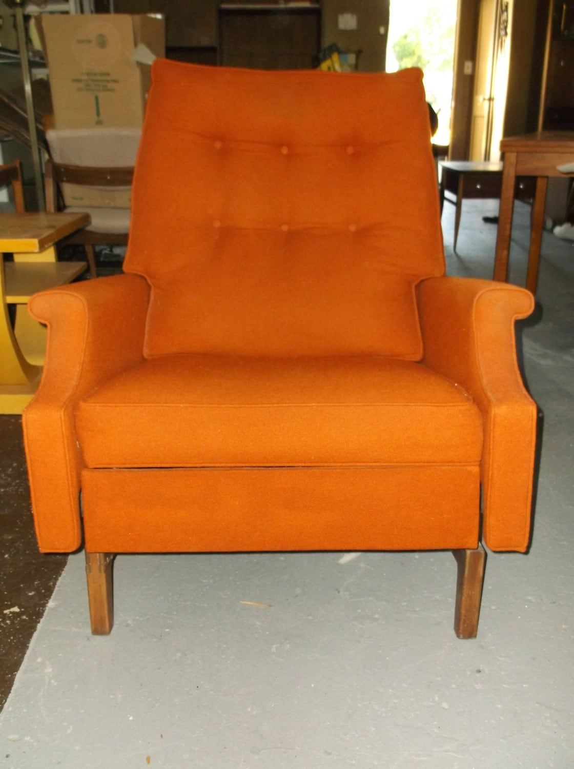 Popular Items For Reclining Chair On Etsy