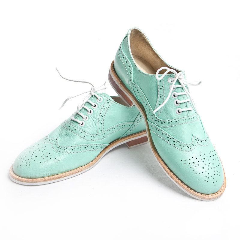 Туфли Цвета Мяты