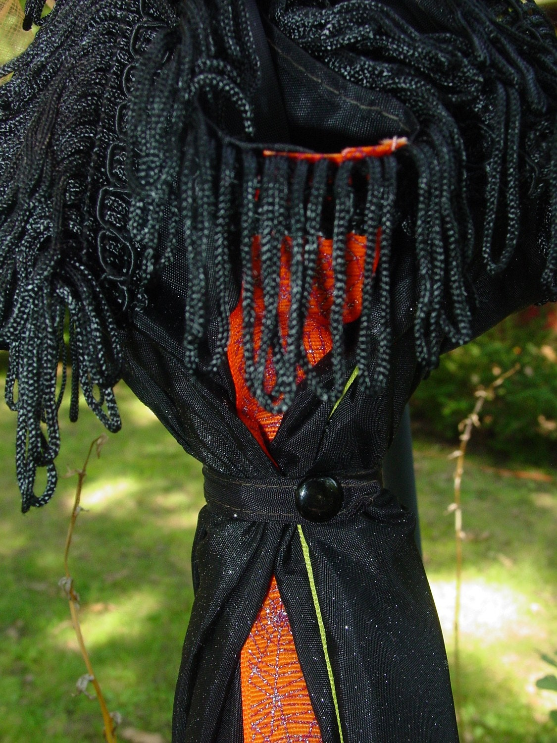 witches or Vampires Halloween UMBRELLA keep those MOON BEAMS off of you