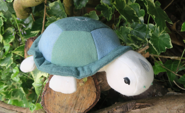 Tortoise Avatar spiritual deity soft toy