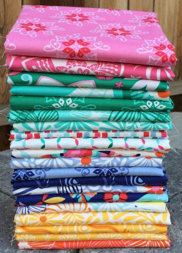 Moda - Daydreams by Kate Spain, Custom Bundle (20 pieces)