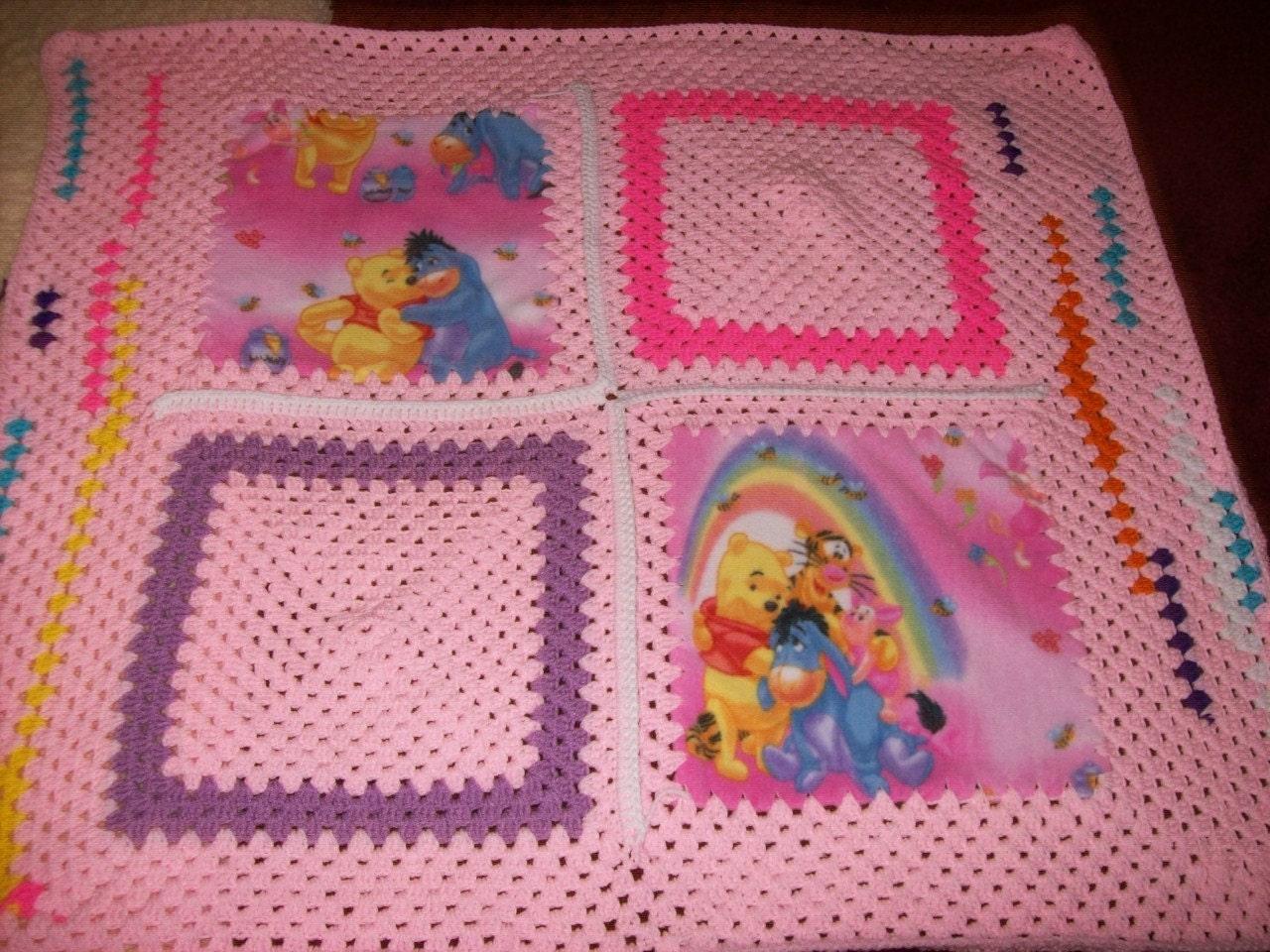 Winnie The Pooh Knitting Patterns Free : FREE WINNIE THE POOH CROCHET PATTERNS   Easy Crochet Patterns