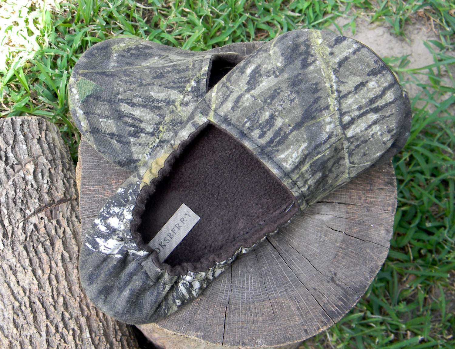 Items Similar To Boys Girls BIG KIDS YOUTH Slippers Camo Camouflage Mos