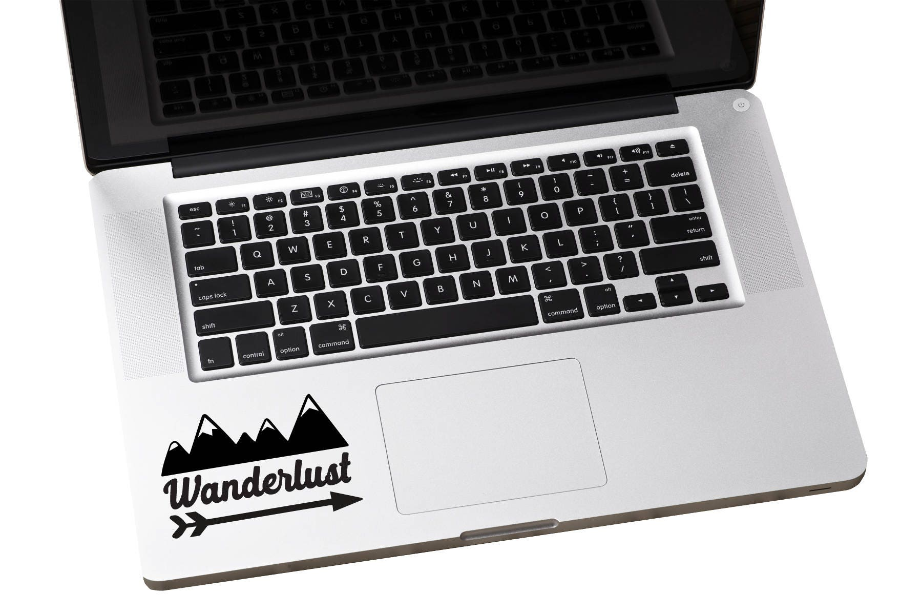 Wanderlust Decal Sticker Travel Adventure Laptop Sticker MacBook Sticker Tablet Sticker Inspirational Decal Travel Lover Gift