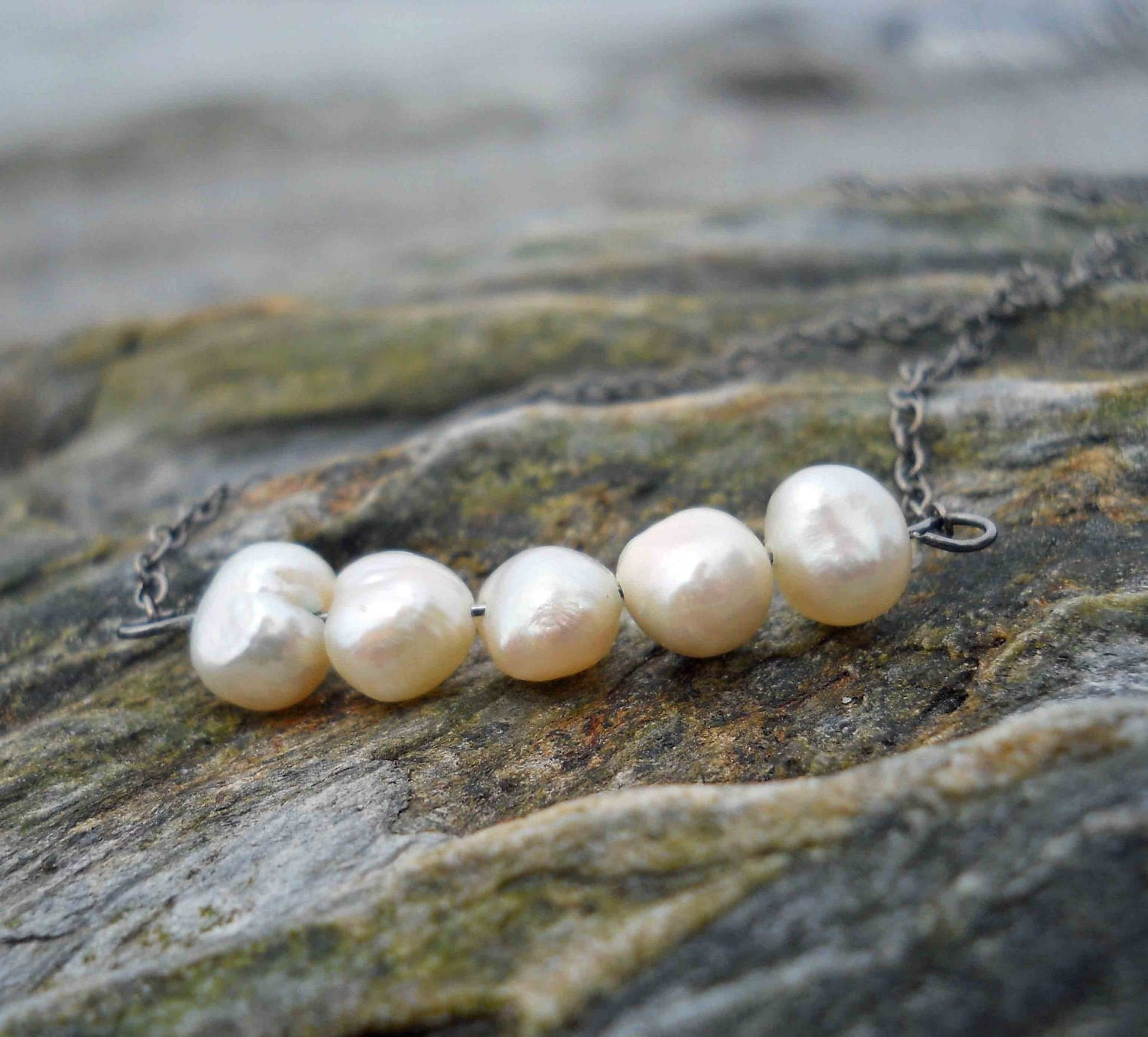 Sea Pod Necklace