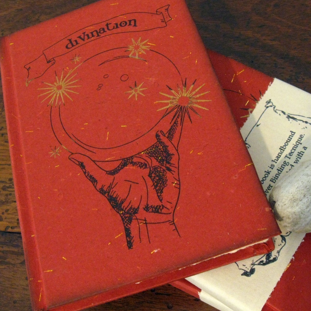 NEW LINE - Divination Notebook