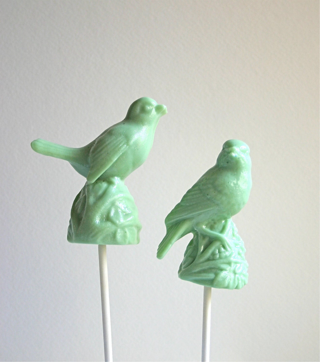 Hard Candy Lollipops 24 -Birds of a Feather-  a hand made candy by Andie's Specialty Sweets - andiespecialtysweets