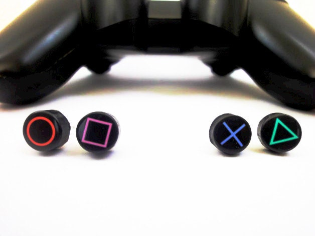 how to change playstation controller buttons