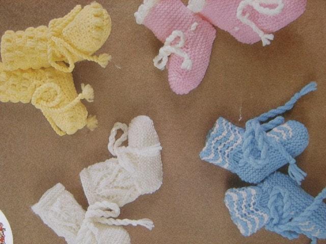 Bebek patiği örnekleri