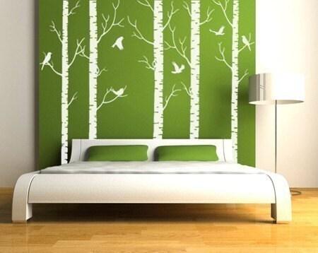 وینیل دیوار هنر عکس برگردان -- توس Decals جنگل