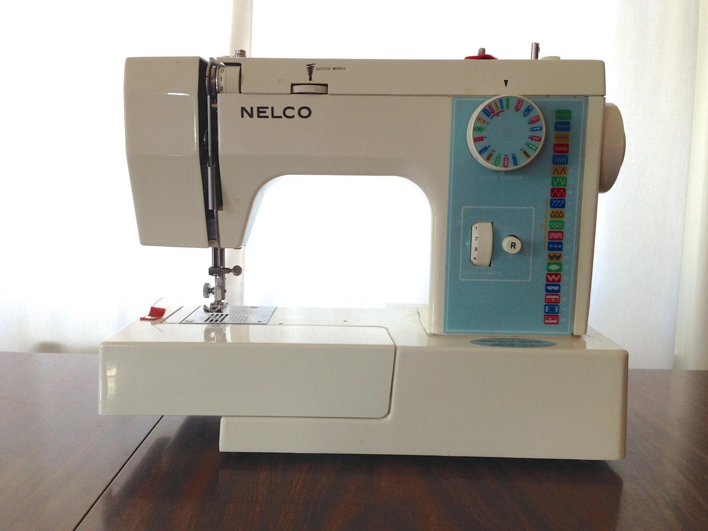 nelco sewing machine manual