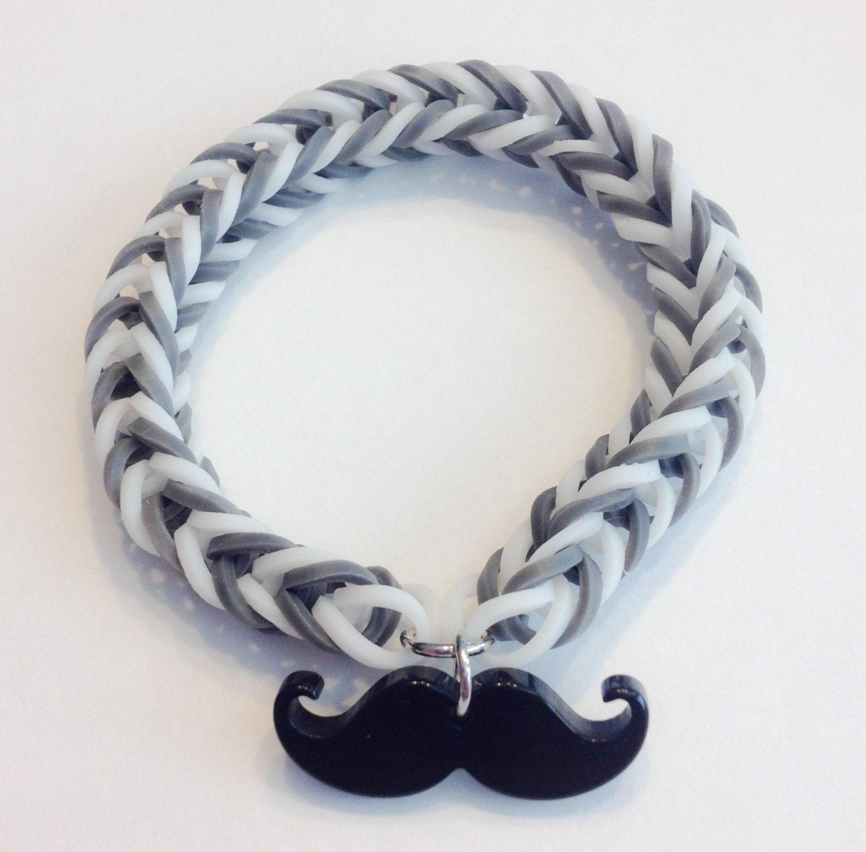 items similar to rainbow loom fishtail rubber band
