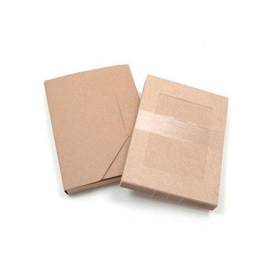 4x6 photo kraft box (Set of 30)
