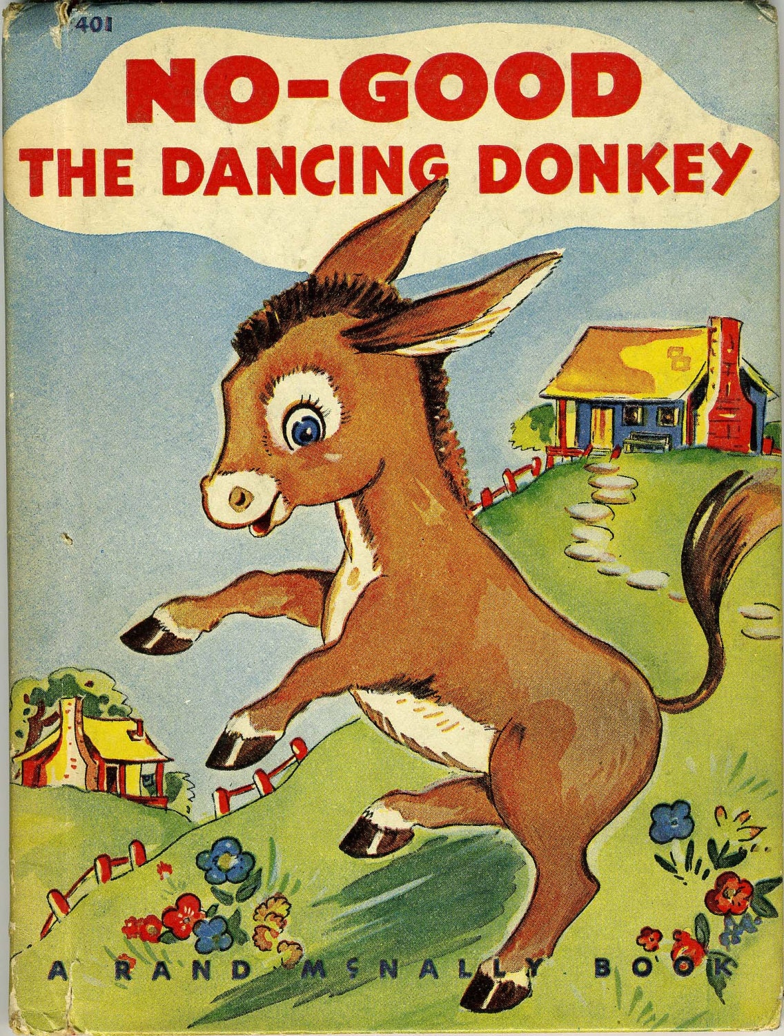 No-Good The Dancing Donkey