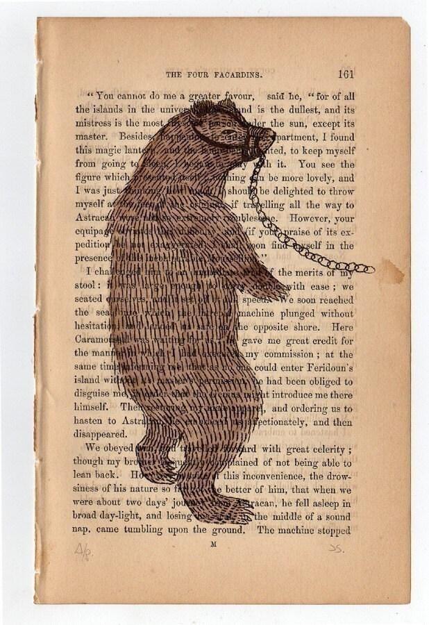 Dancing Bear Page