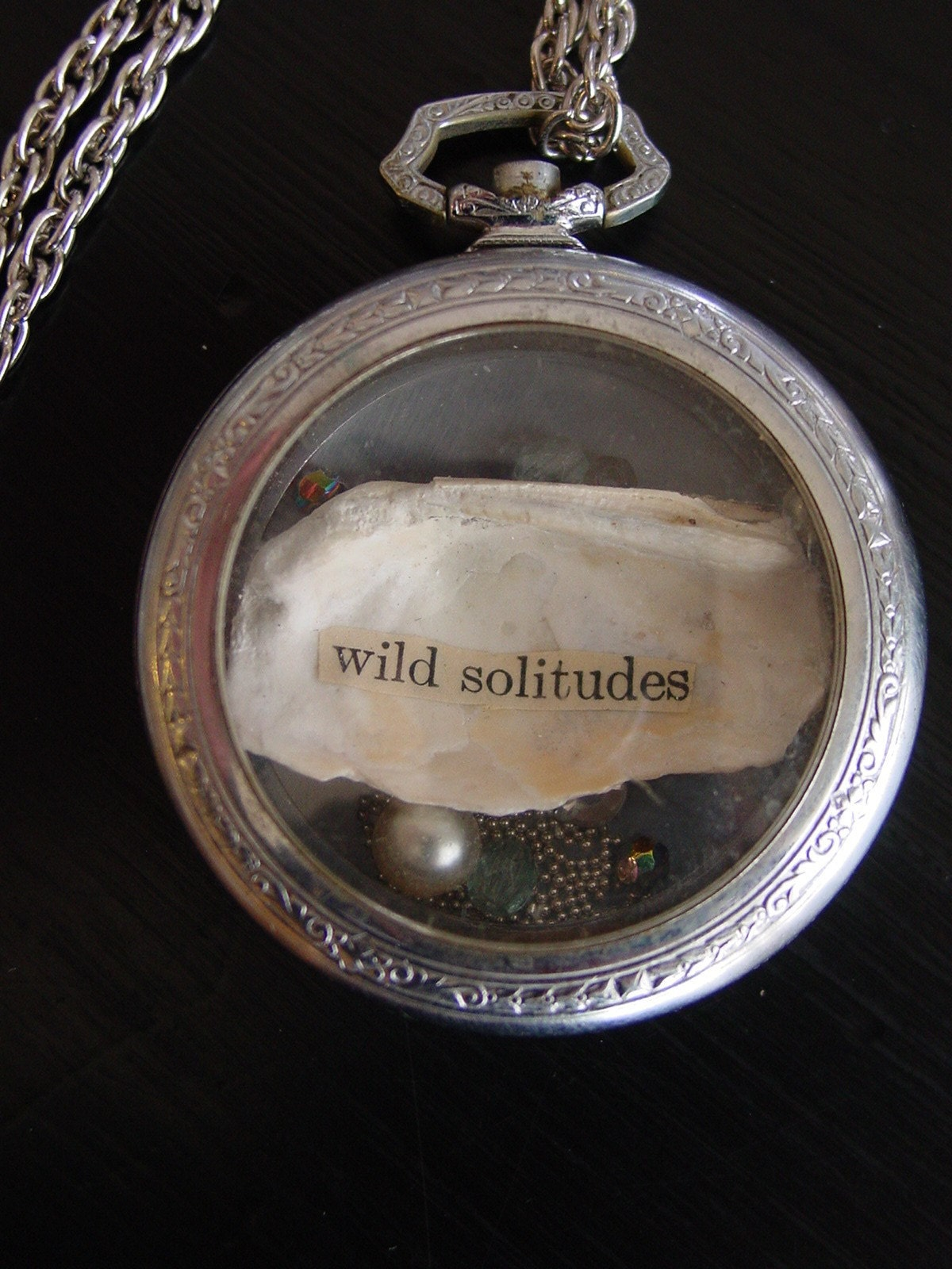 WILD SOLITUDES - Necklace