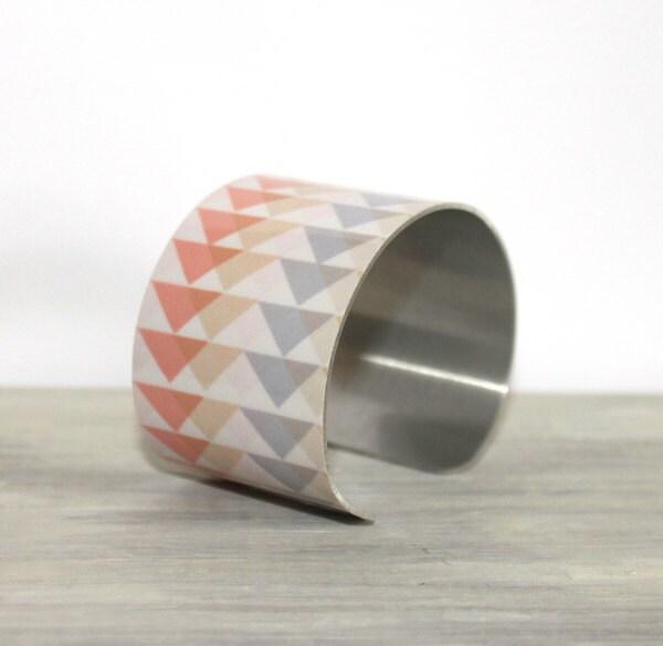 Dulce Metal Cuff Bracelet - PeaceLoveBeach