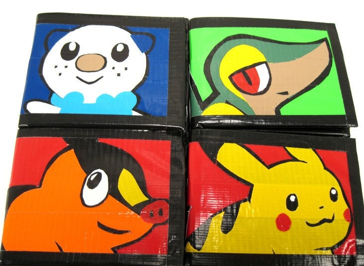 Reserved Typhlosion Pokemon Duct Tape