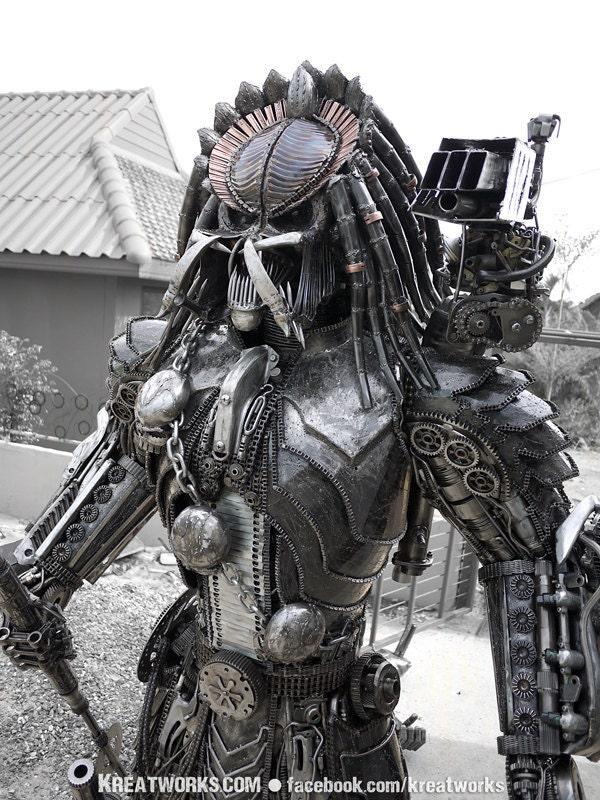 predator Steampunk