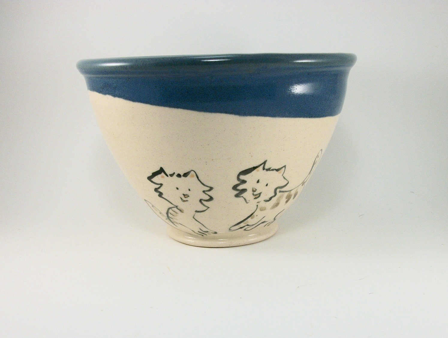 bowl with cats