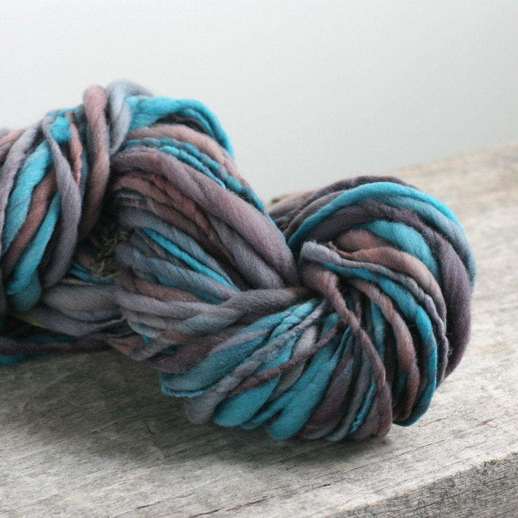 Dance Class HANDSPUN yarn, Australian Merino
