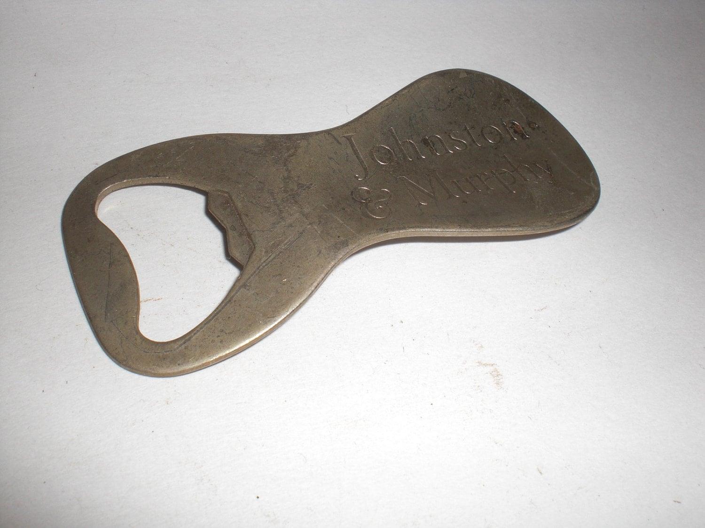johnston and murphy shoe horn bottle opener metal by n2theflow. Black Bedroom Furniture Sets. Home Design Ideas