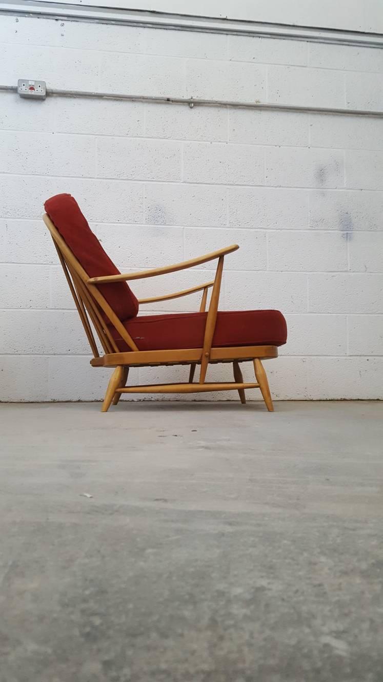 Mid Century Ercol 203 Armchair