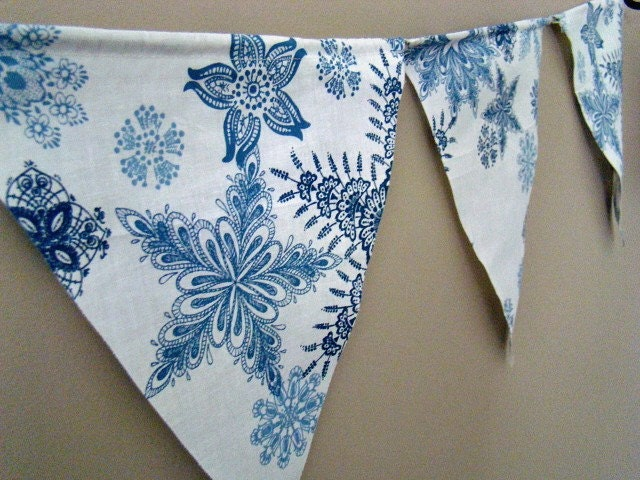 Winter Wonderland Pennant Banner/Bunting