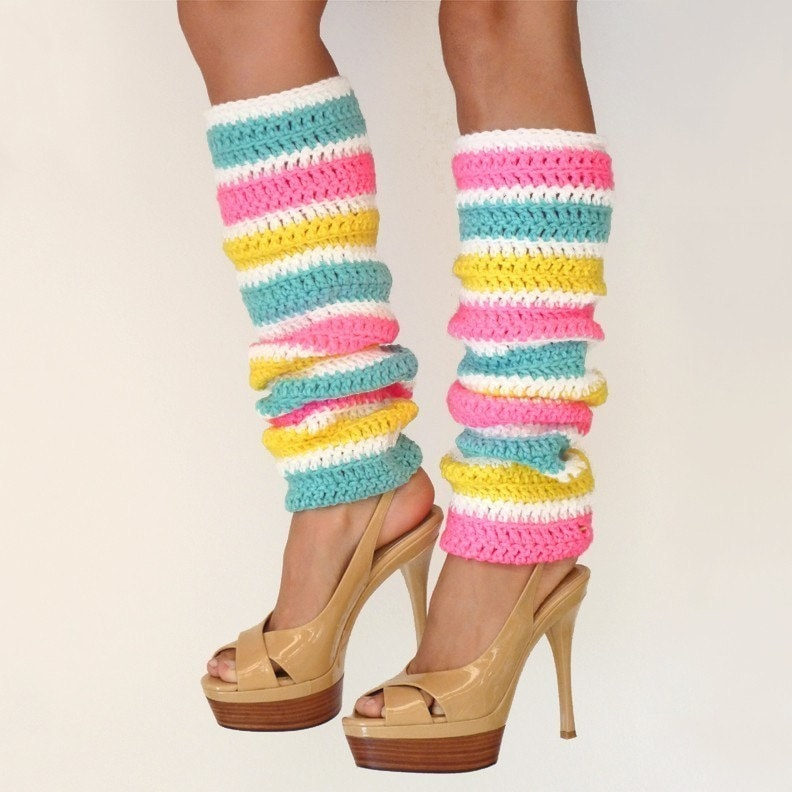 Love Your Leg Warmers by Mademoiselle Mermaid