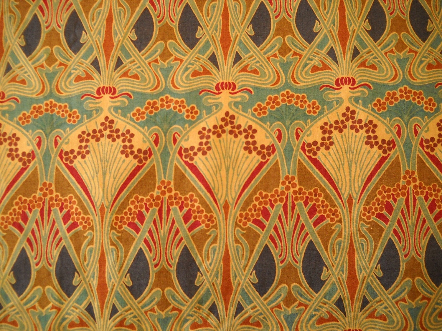 Color palette art nouveau - 69 Best Images About Fabric Patterns On Pinterest African Patterns Marimekko Fabric And African Fabric