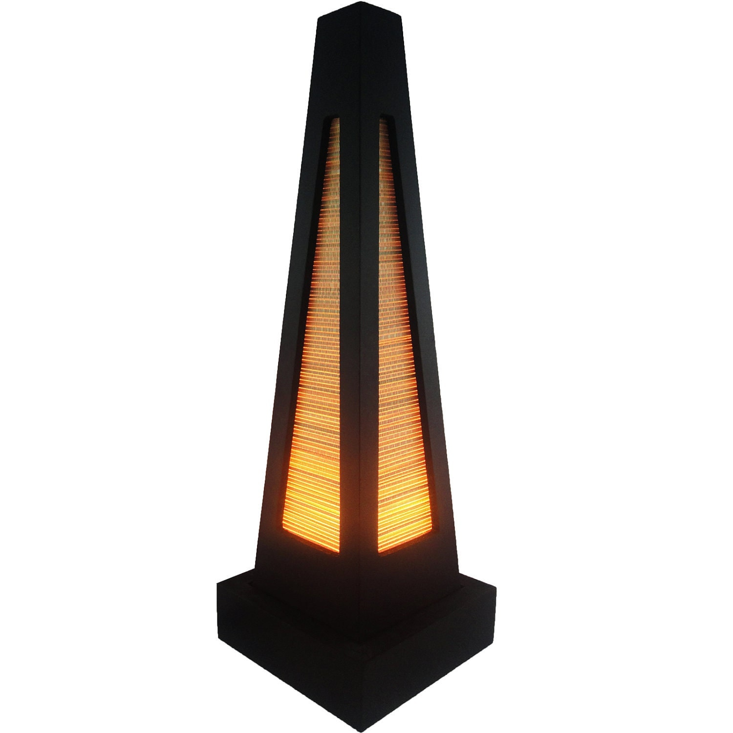 New Design Asian Oriental 17inches Tall Bamboo by marwincraft