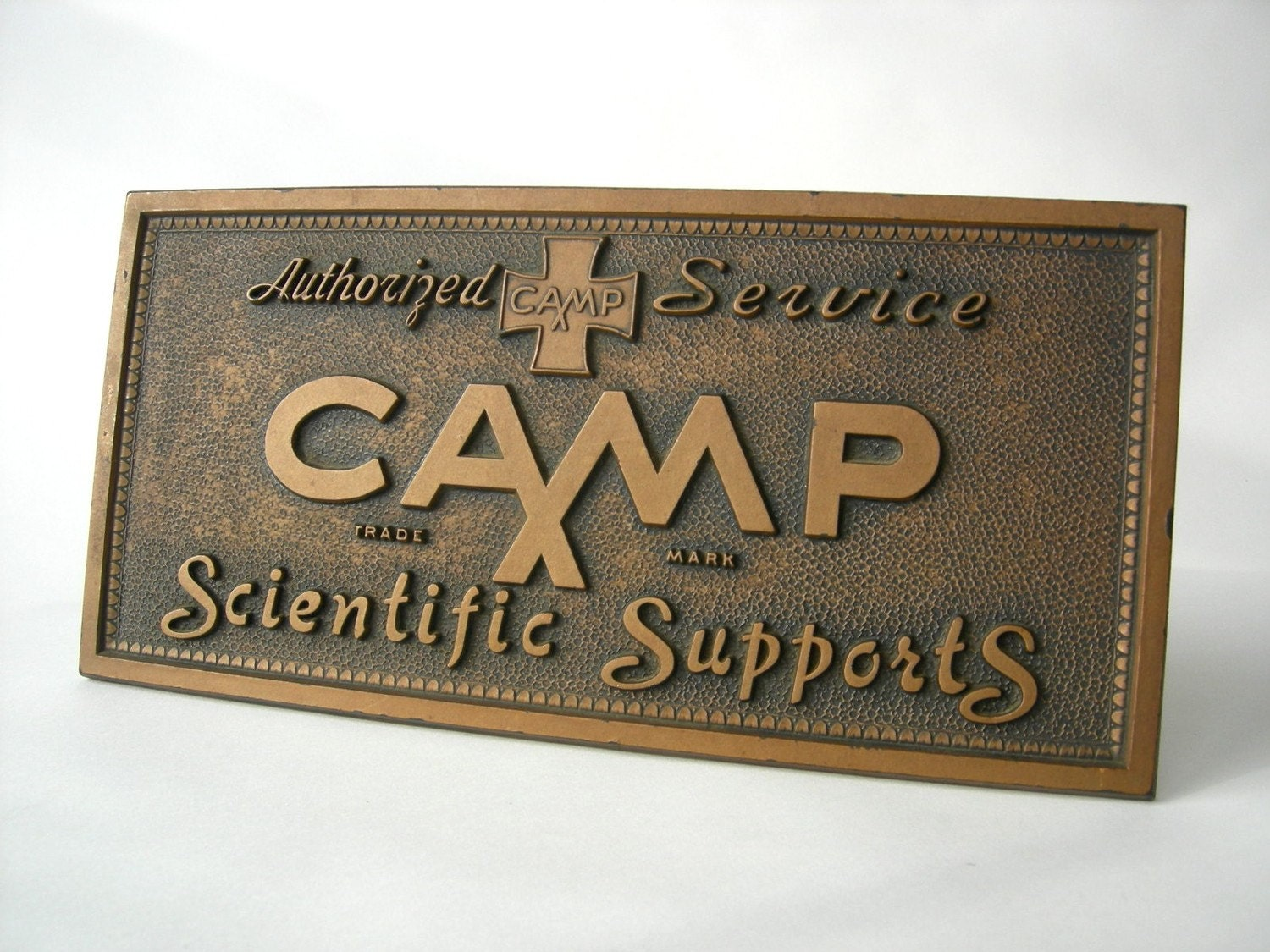 Old Camp Corset Sign
