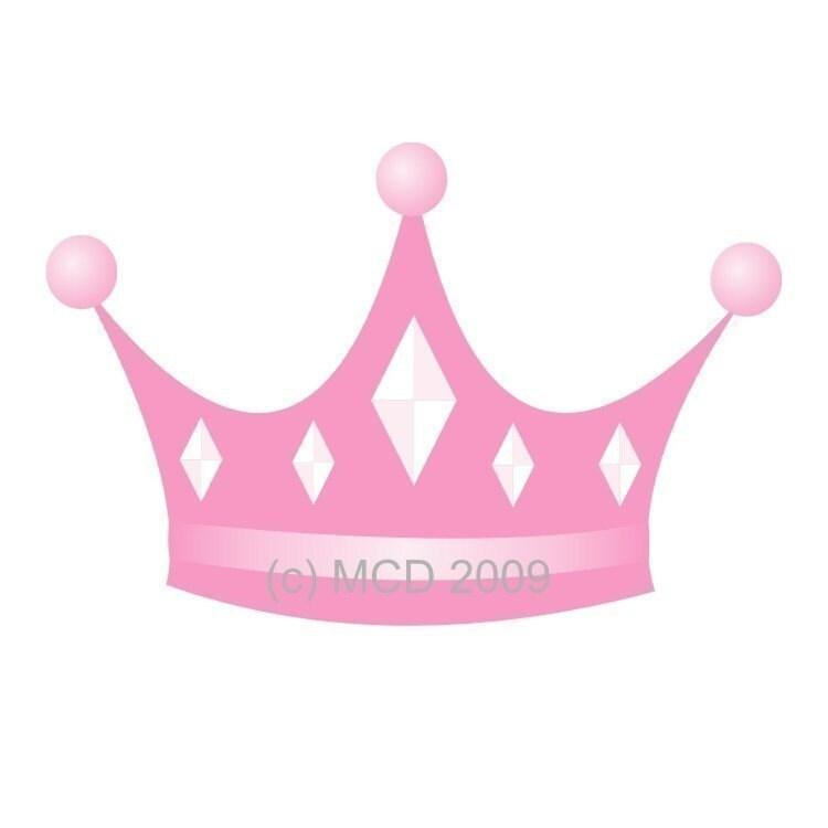 Clipart Princess Crown...