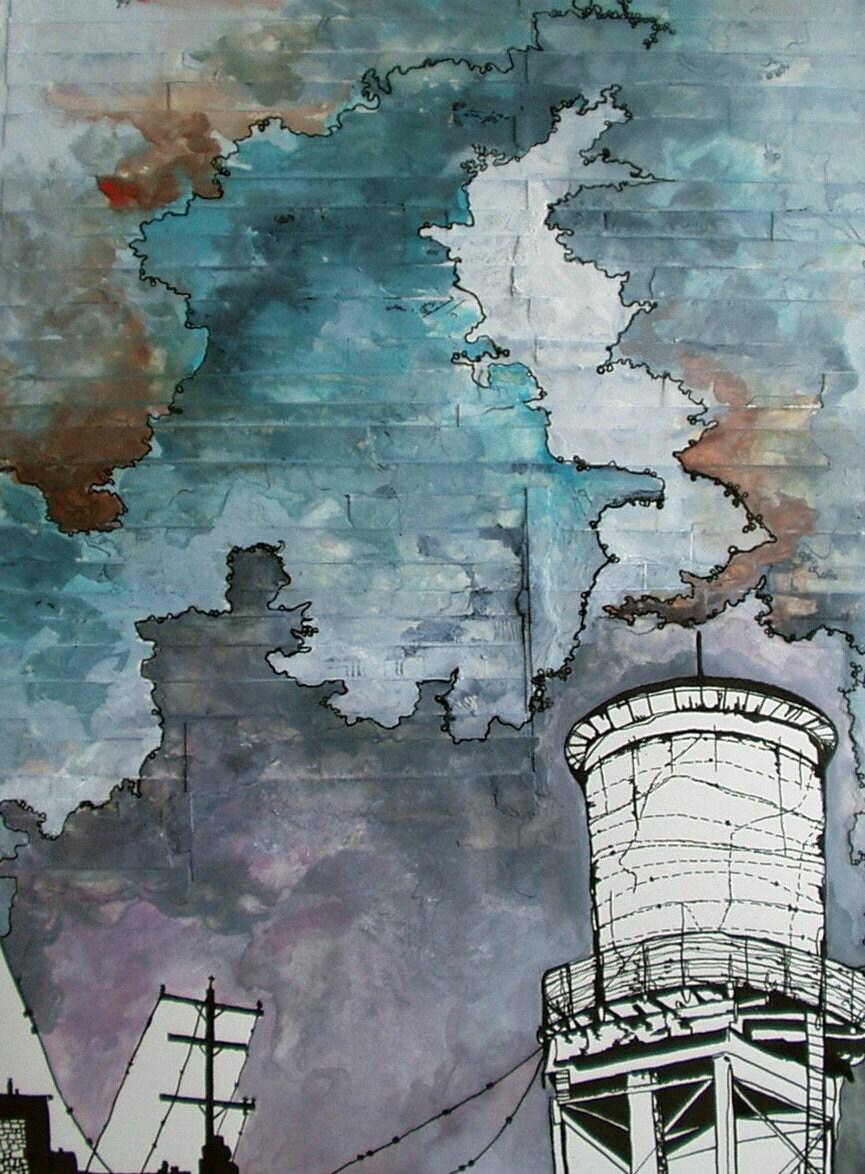 Watertower I