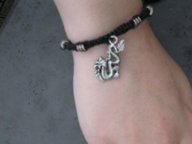 Dragon Hemp bracelet