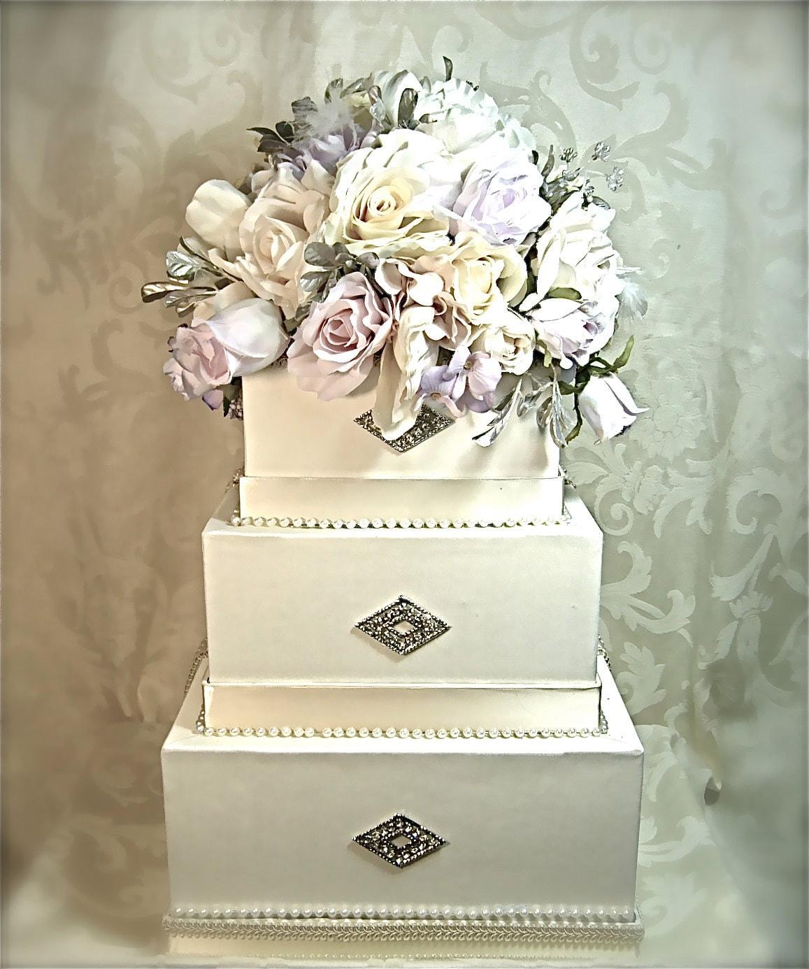 Elegant Wedding Gift Card Box : Unavailable Listing on Etsy
