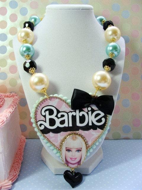 barbie logo images. Huge Barbie Logo Heart