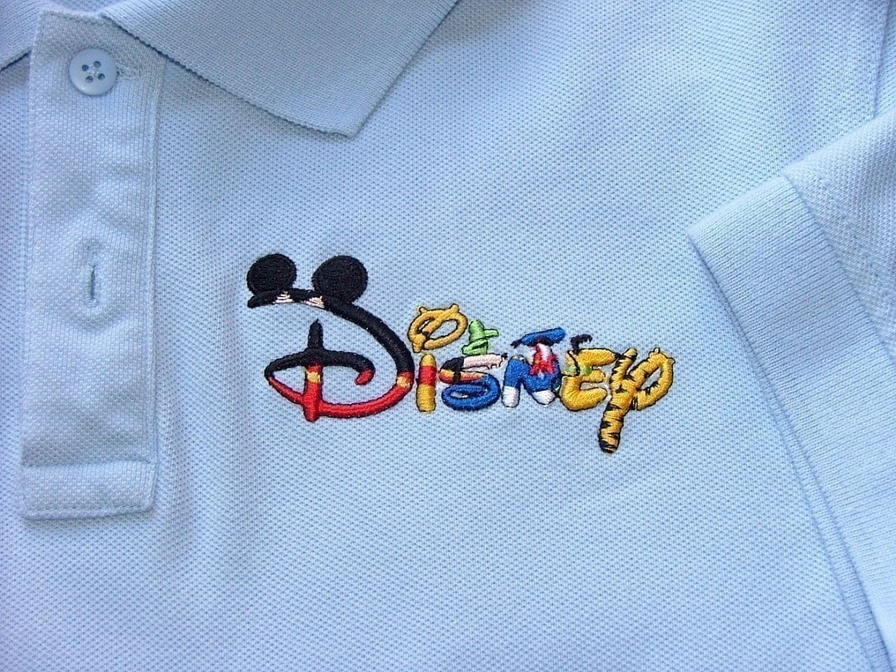 BAY DESIGN DISNEY E EMBROIDERY