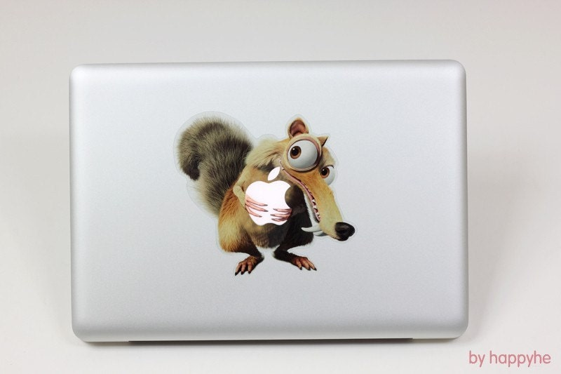 Ice Age MacBook Vinyl Decor Decal